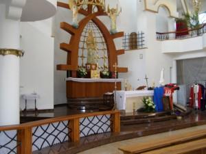 Stolarka sakralna, ołtarze, ławki