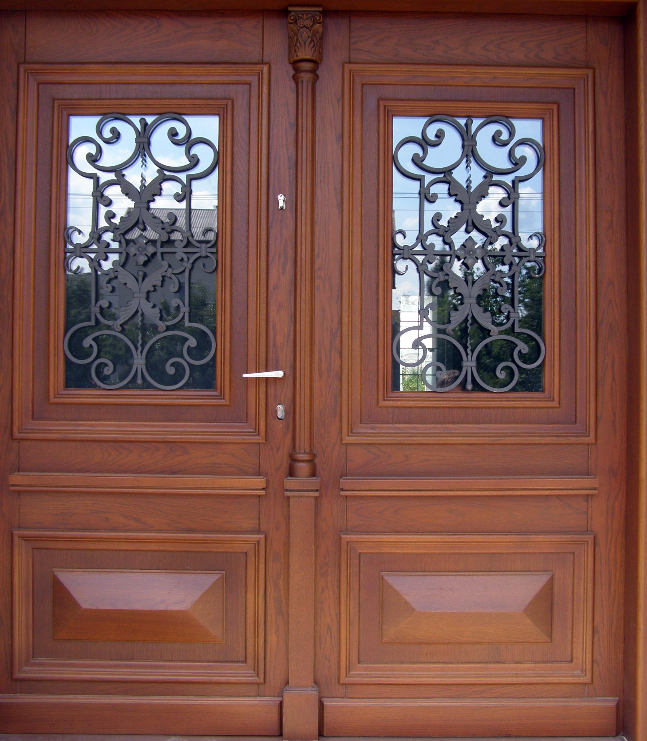 drzwi drewniane - drewbal  STOLARKA NA MIARĘ
